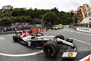 LIVE Formel 1: GP von Monaco, Freies Training 2