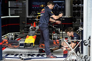 Red Bull met aangepaste neus en vloer naar Grand Prix van Monaco