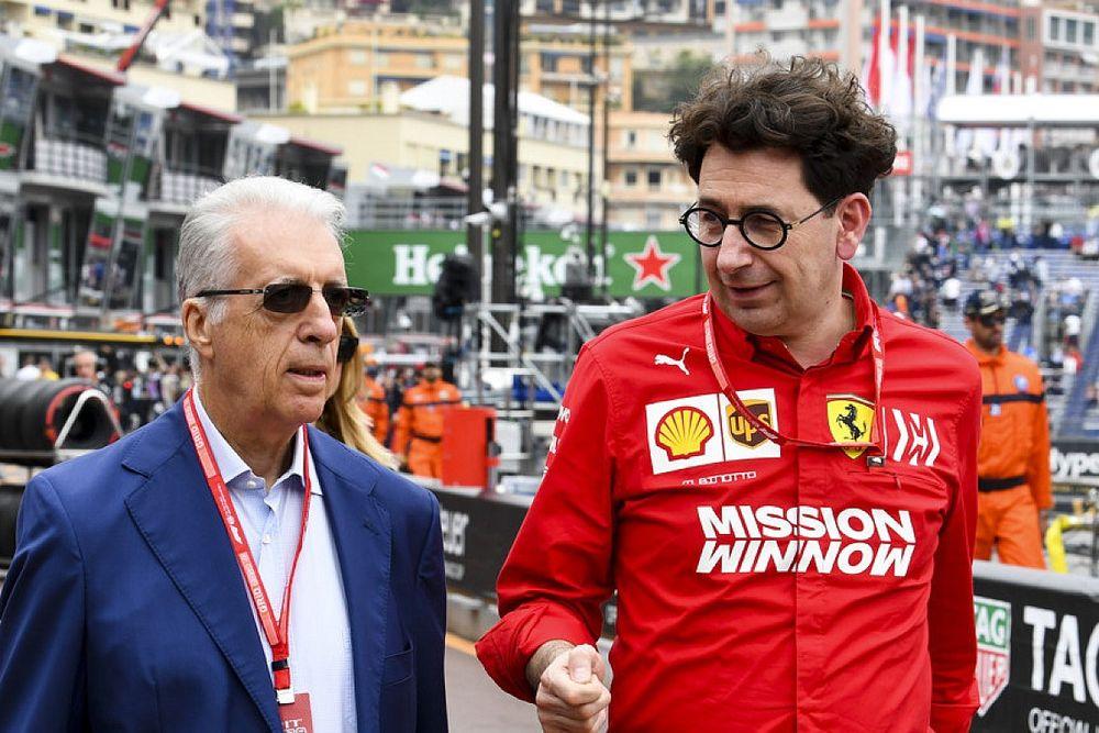 """Piero Ferrari: """"2022'de kartlar yeniden dağıtılacak"""""""