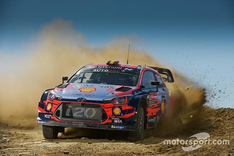WRC, Rally del Portogallo, PS12: Latvala perde il podio per un guasto. Neuville 3°