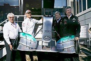 """Haug: """"Schumacher devam etse, 2014'ten sonra şampiyon olabilirdi"""""""