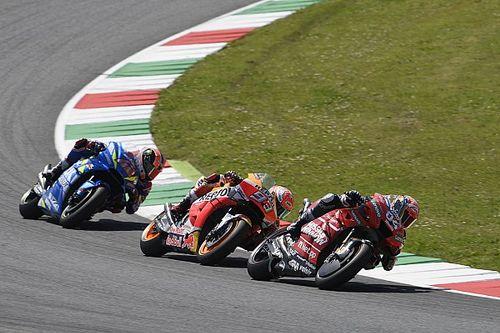 """Dovizioso: """"No es fácil contrarrestar lo que hace Márquez en cada pista"""""""