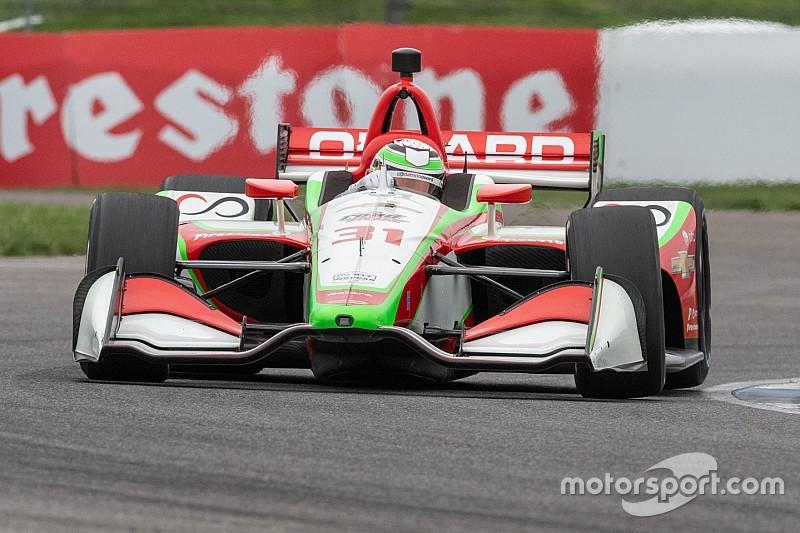 Perez ziet in landgenoot O'Ward een toekomstig Formule 1-coureur