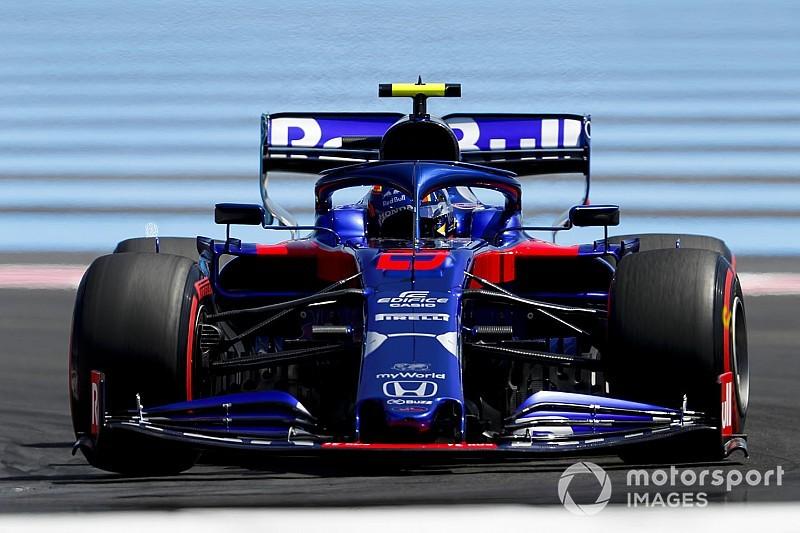 Albon set for grid penalty in Austrian GP