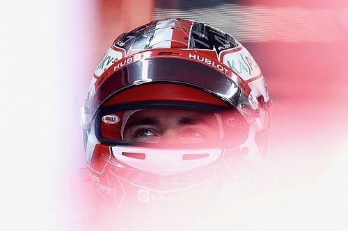 Leclerc: İkincilik için elimden gelen her şeyi yaptım