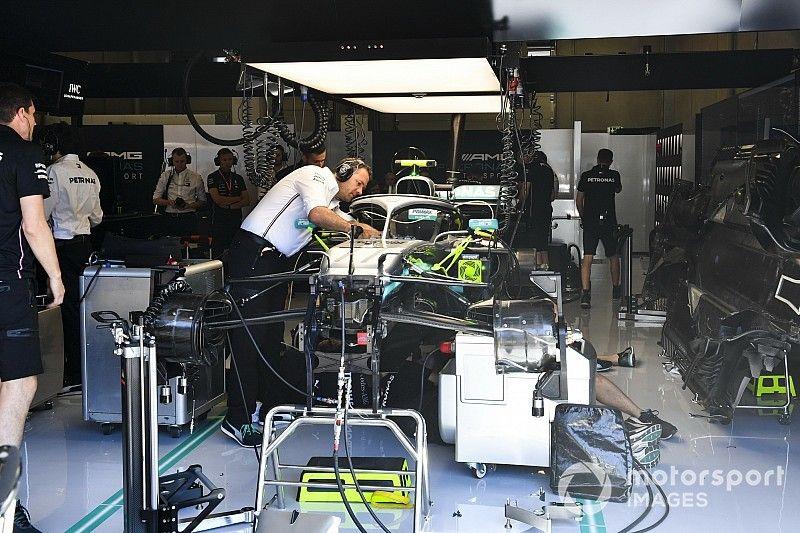 Mercedes quiere más: ¡ha homologado un nuevo chasis!