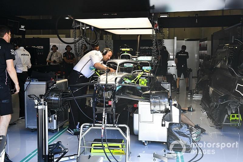 Para conter Ferrari e Red Bull, Mercedes deve ter novidade na Hungria