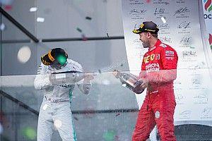 Vettel szerint a gumikezelés a Ferrari problémája