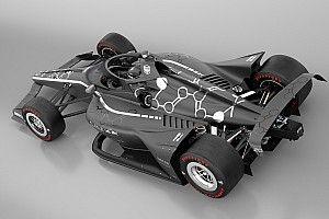 VÍDEO: Veja teste do Aeroscreen em carro da Indy com Scott Dixon