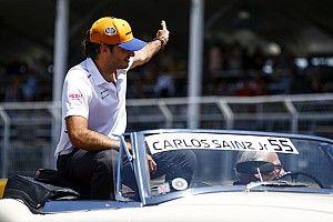 Sainz, preocupado por la posible pérdida del GP de España de F1