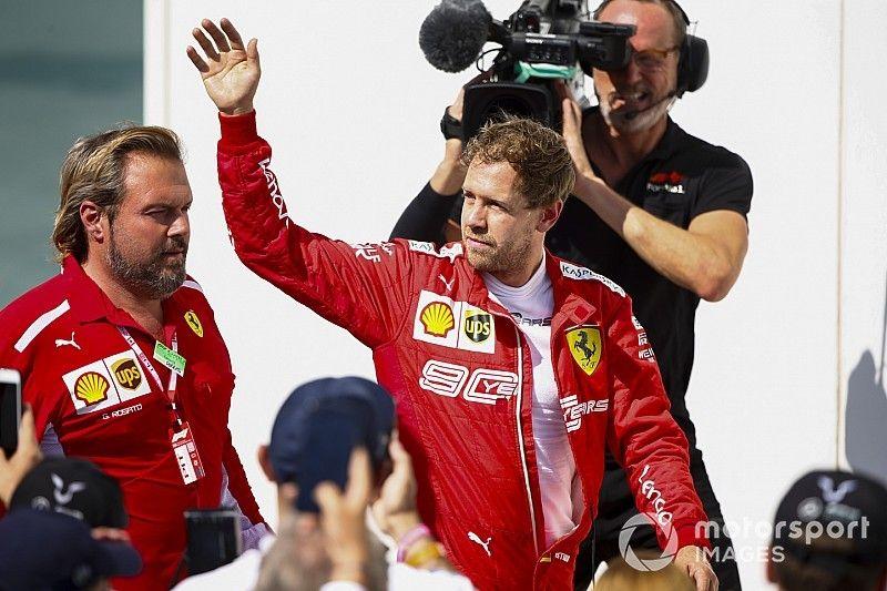 Pilotos y ex pilotos reaccionaron en redes contra la sanción a Vettel