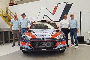 Umberto Scandola torna in gioco nel CIRT con Hyundai Rally Team Italia