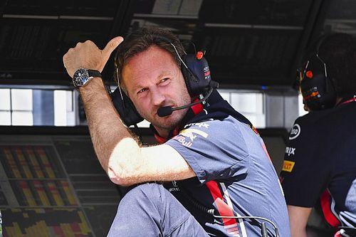 «У Ferrari резина работает иначе». Хорнер объяснил, почему Red Bull выбрал для старта Medium, а Скудерия – Soft