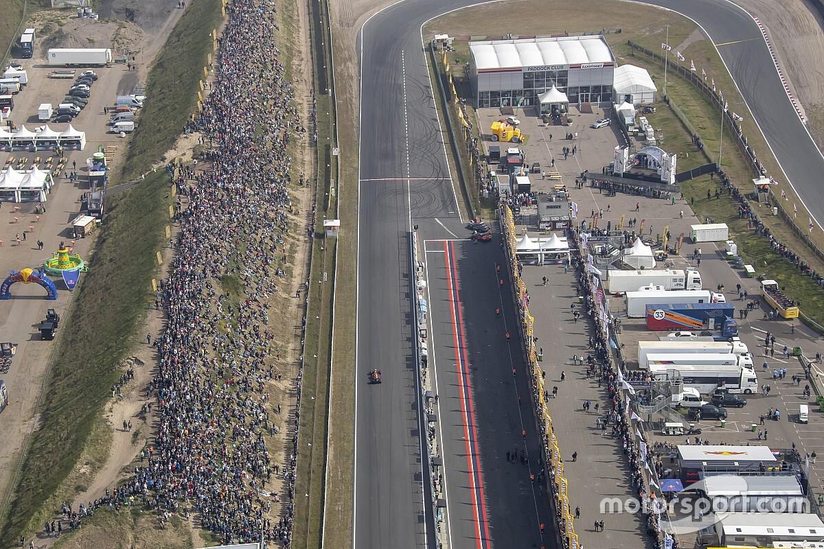 """Hugenholtz: """"Zie F1-race Zandvoort in 2020 niet meer gebeuren"""""""