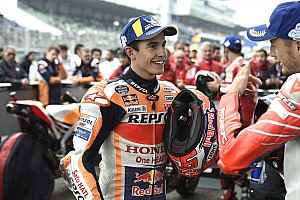 """Márquez: """"He aprendido a ir rápido cuando voy solo"""""""