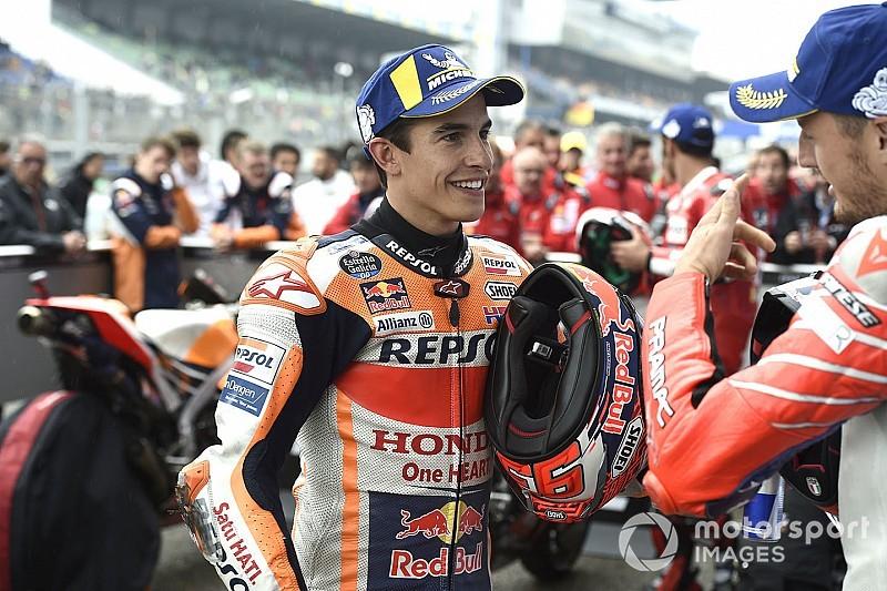 """Marquez e la sua evoluzione: """"Ho imparato ad andare forte anche da solo"""""""