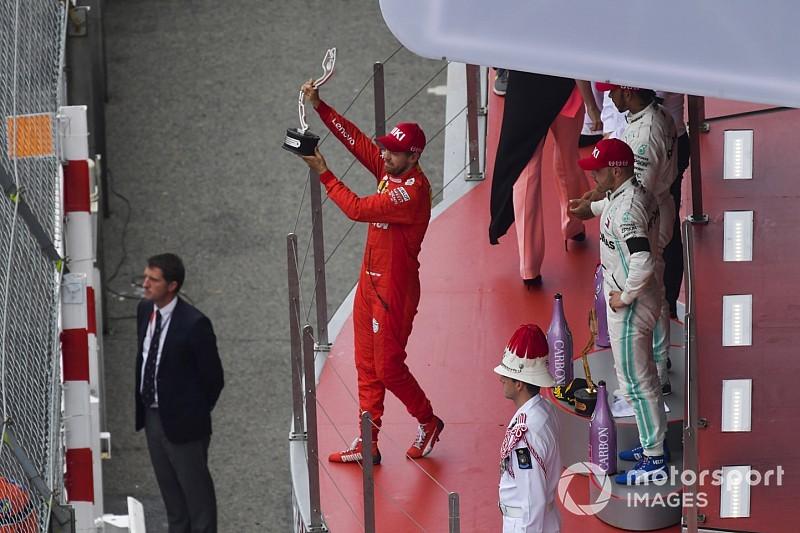 Berger: Vettel ugyanúgy szenved Leclerc mellett, mint anno Ricciardo mellett