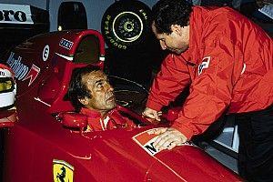 El expiloto de F1, Reutemann, hospitalizado y en la UCI
