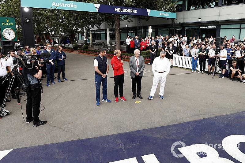 「我々は正しい決断をした」F1会長が土壇場でのオーストラリアGP中止を語る