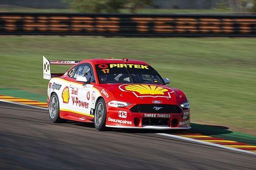 Darwin Supercars: McLaughlin, van Gisbergen share poles