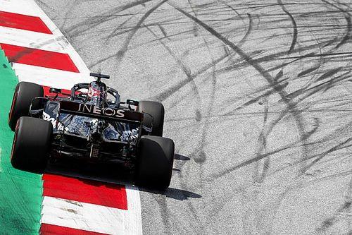 Red Bull protesta la no sanción a Hamilton en Austria