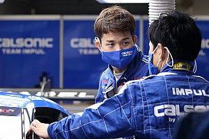Impul driver Sasaki earns practice ban for Suzuka