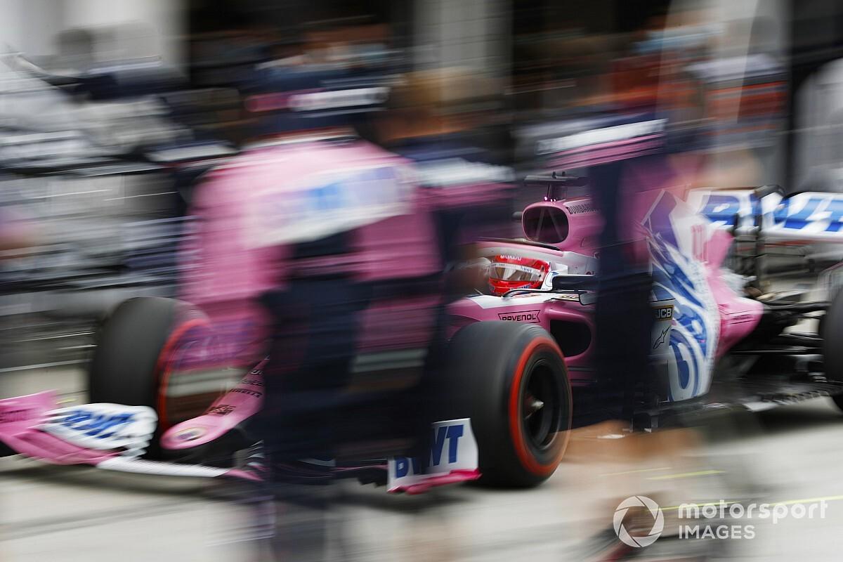 A Racing Pointnál nincs kizárva a csapatutasítás a Magyar Nagydíjon