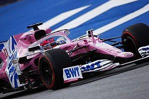 """Grosjean: """"Perez'in yarış temposu Bottas seviyesinde gibi görünüyor"""""""