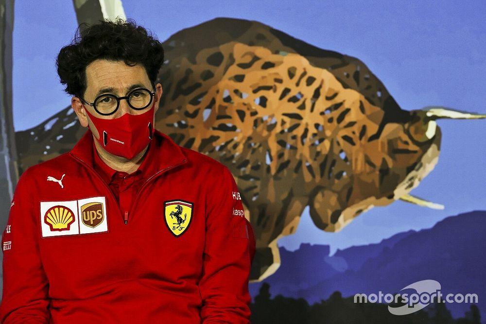 Why Ferrari wants to boost Binotto, not boot him