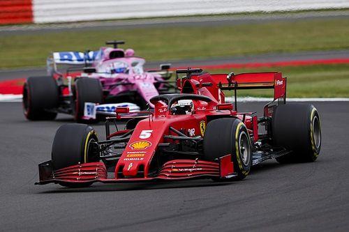 Red Bull n'a pas envisagé Vettel ou Hülkenberg pour 2021