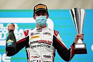 Théo Pourchaire passa in Formula 2 con la ART Grand Prix