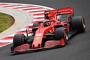 """Leclerc: """"Burada düzlük olmadığı için daha iyi görünüyoruz"""""""