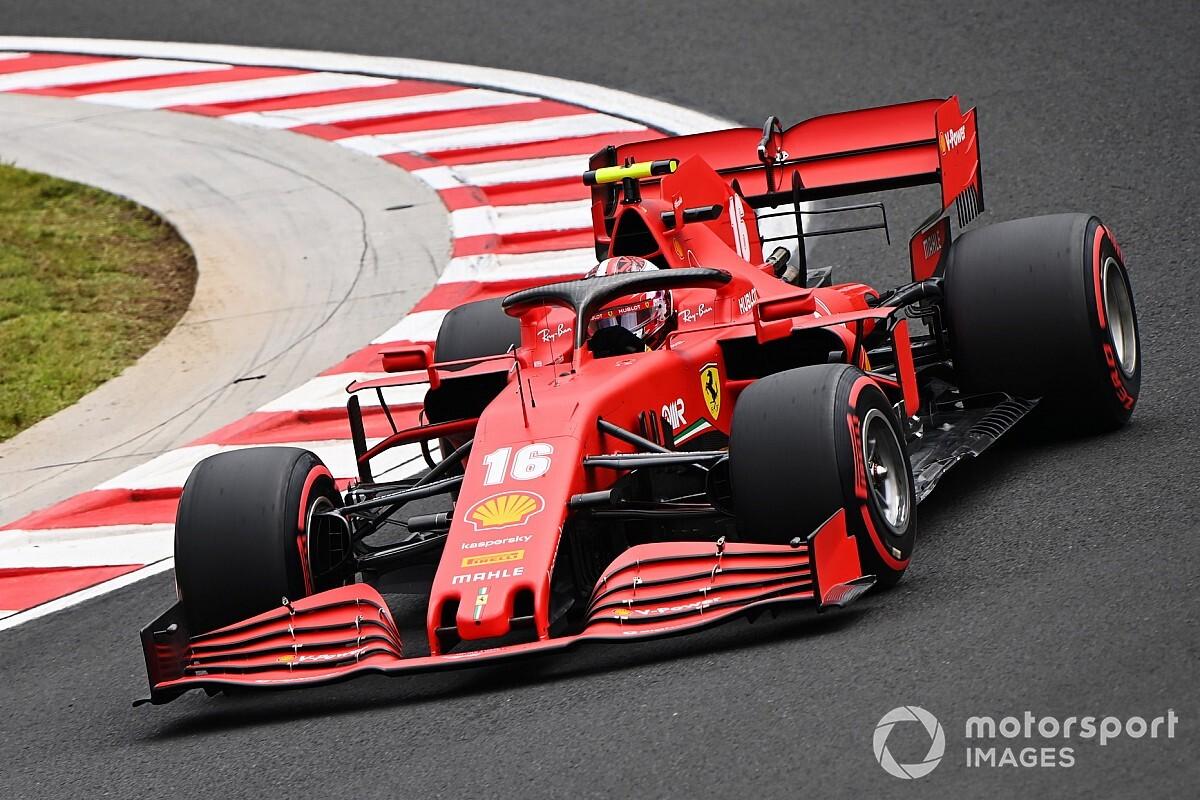 """Progressie bij Ferrari: """"Maar teams voor ons zijn van andere planeet"""""""