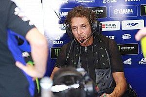 Rossi verwacht zondag warmste MotoGP-race uit carrière te rijden