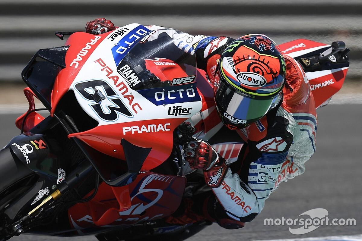 Ducati conferma Bagnaia e Zarco ma non indica i team