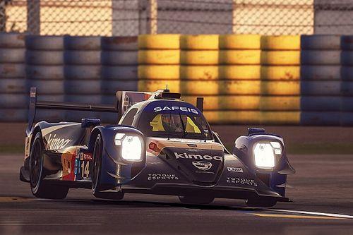 Már 19 körös hátrányban van Alonso és Barrichello autója