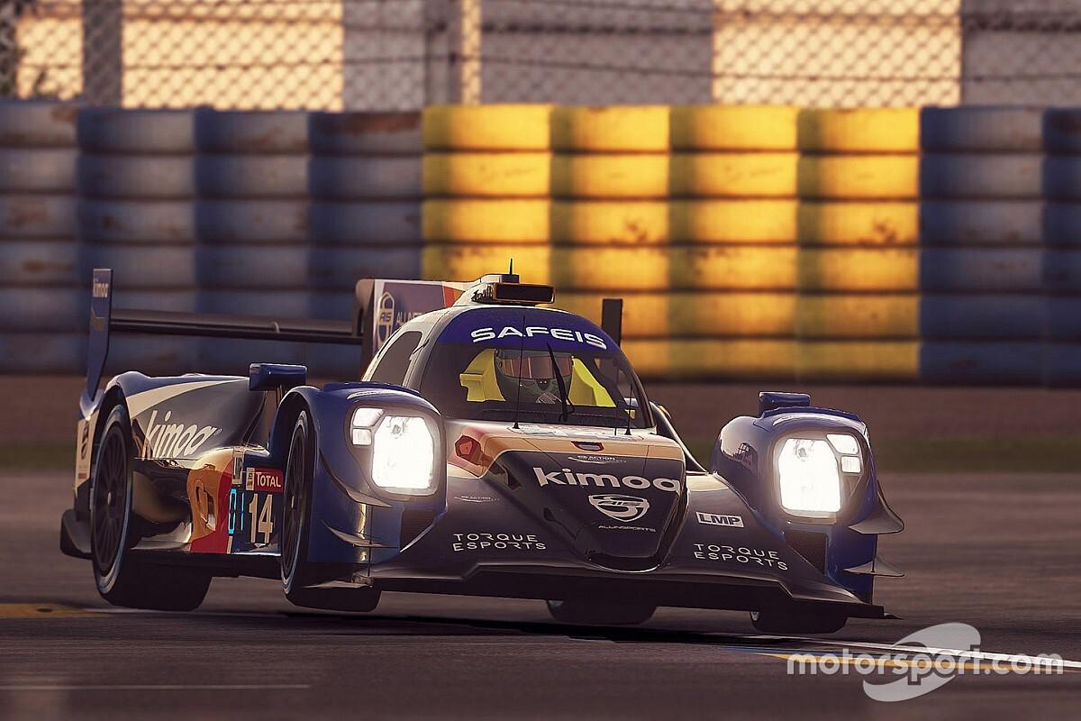 Egy kör Alonsóval a virtuális Le Mans-ban: ma kezdődik a 24 órás futam (videó)