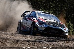 Wspólne testy WRC