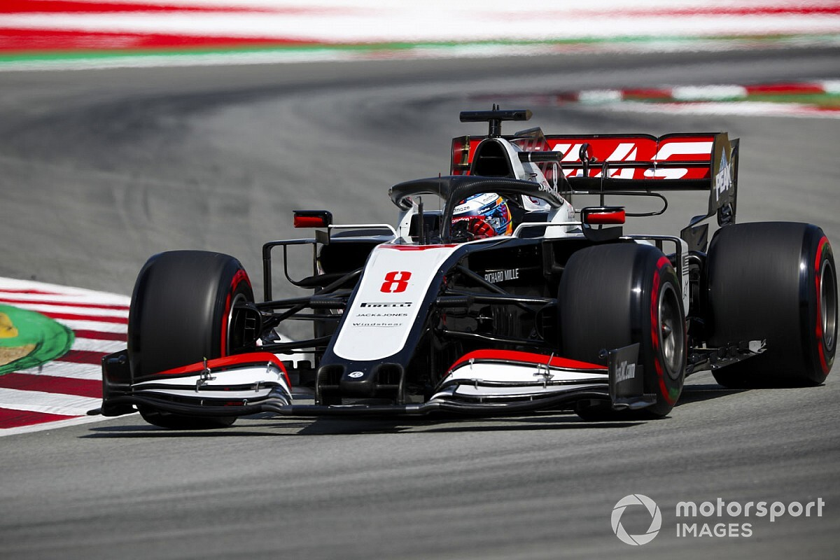 "Haas: Lack of pace in Spanish GP qualifying ""a mystery"""