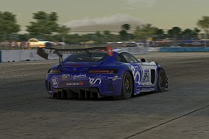 eSport : Un podium à Sebring pour ieS SimRacing Switzerland