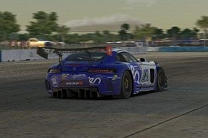 sSport : Un podio a Sebring per ieS SimRacing Switzerland