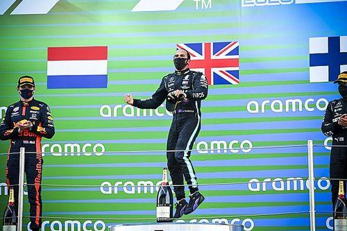 GP de España: sencilla victoria de Hamilton pese a la amenaza de lluvia