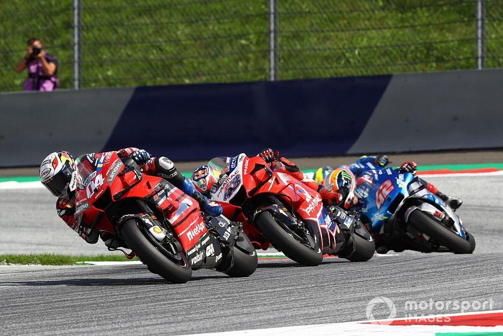 MotoGP 2020: orari TV di Sky, DAZN e TV8 del GP di Stiria