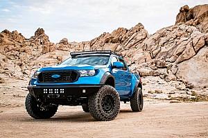 Az APG csomagja kellett, hogy igazi terepjáró váljon a Ford Rangerből
