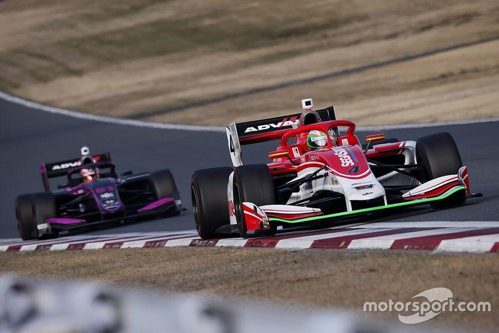 Fenestraz: TOM'S wanted me in Super Formula too