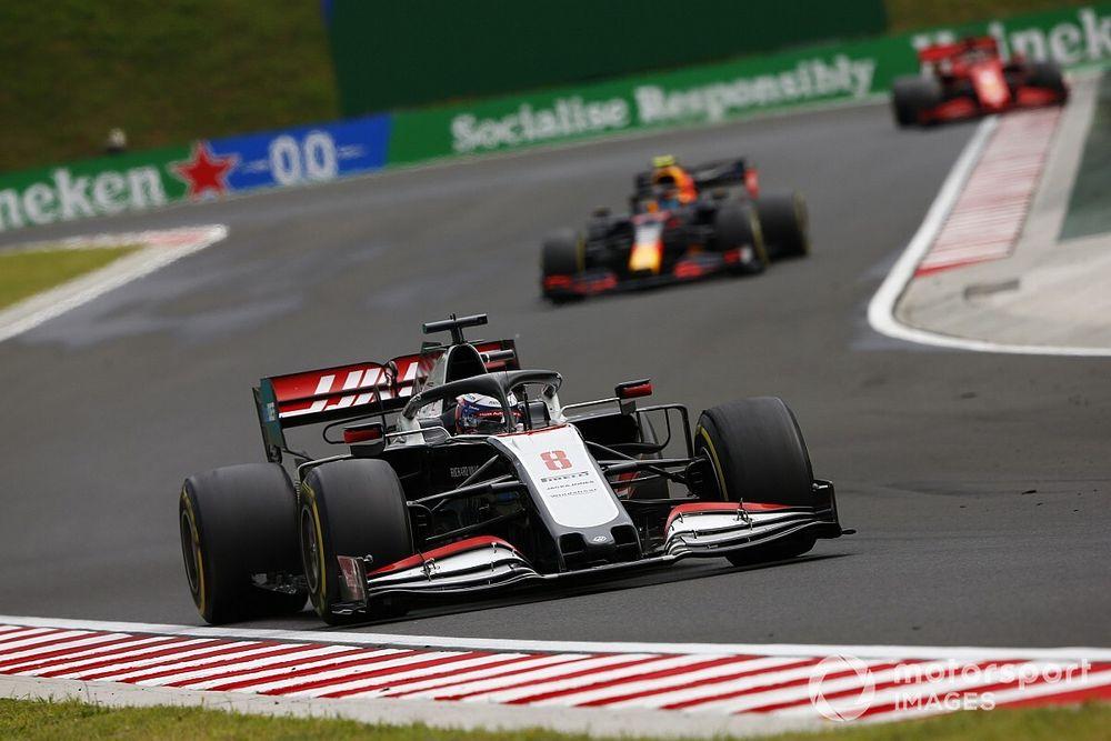 Haas s'attend à souffrir du moteur Ferrari à Silverstone