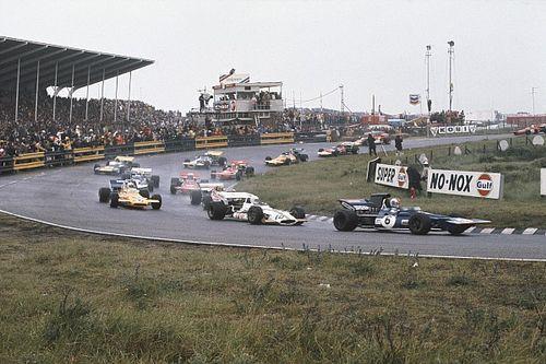 El GP de Holanda de Fórmula 1 de 1971, en fotos