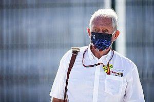 Marko: Kans Hülkenberg was niet zo groot, Vettel niet beschikbaar