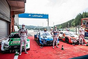 Spa DTM: Frijns on pole as Audi sweeps top four