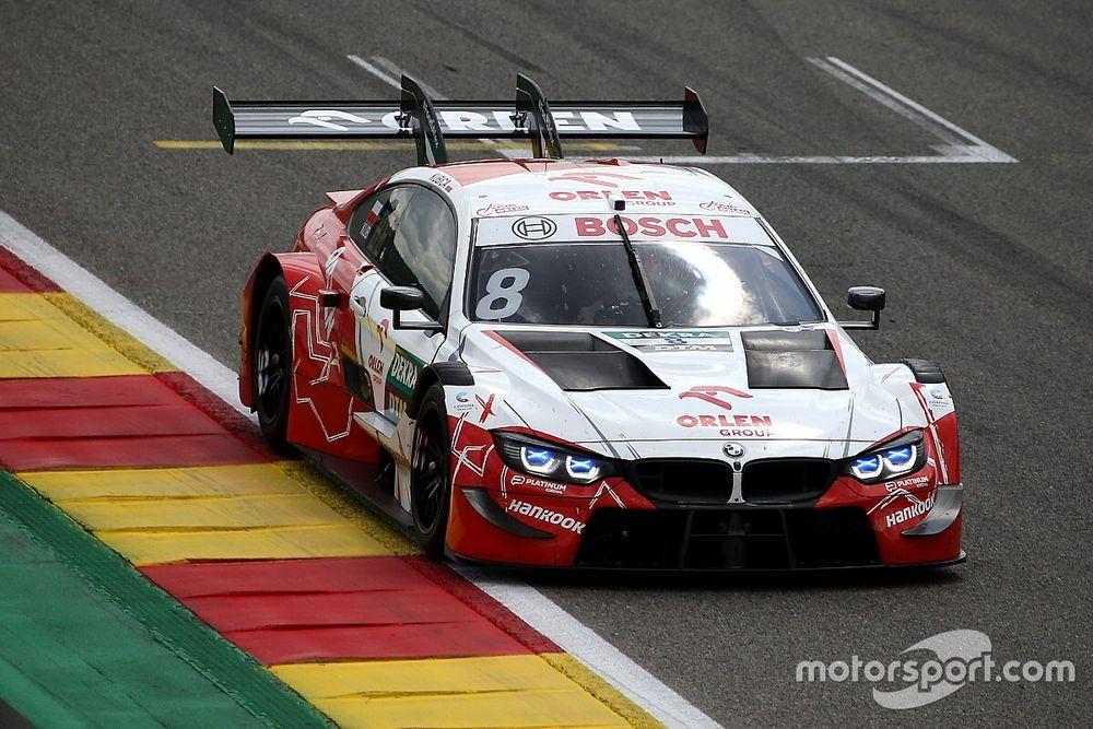 """Kubica, ilk DTM yarışında """"deneyimsizliği yüzünden büyük bir ceza ödemiş"""""""